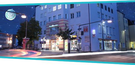 stadtcenter rosenheim rosige zeiten die lange shoppingnacht. Black Bedroom Furniture Sets. Home Design Ideas